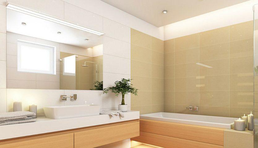 Η γυψοσανίδα στην ανακαίνιση μπάνιου